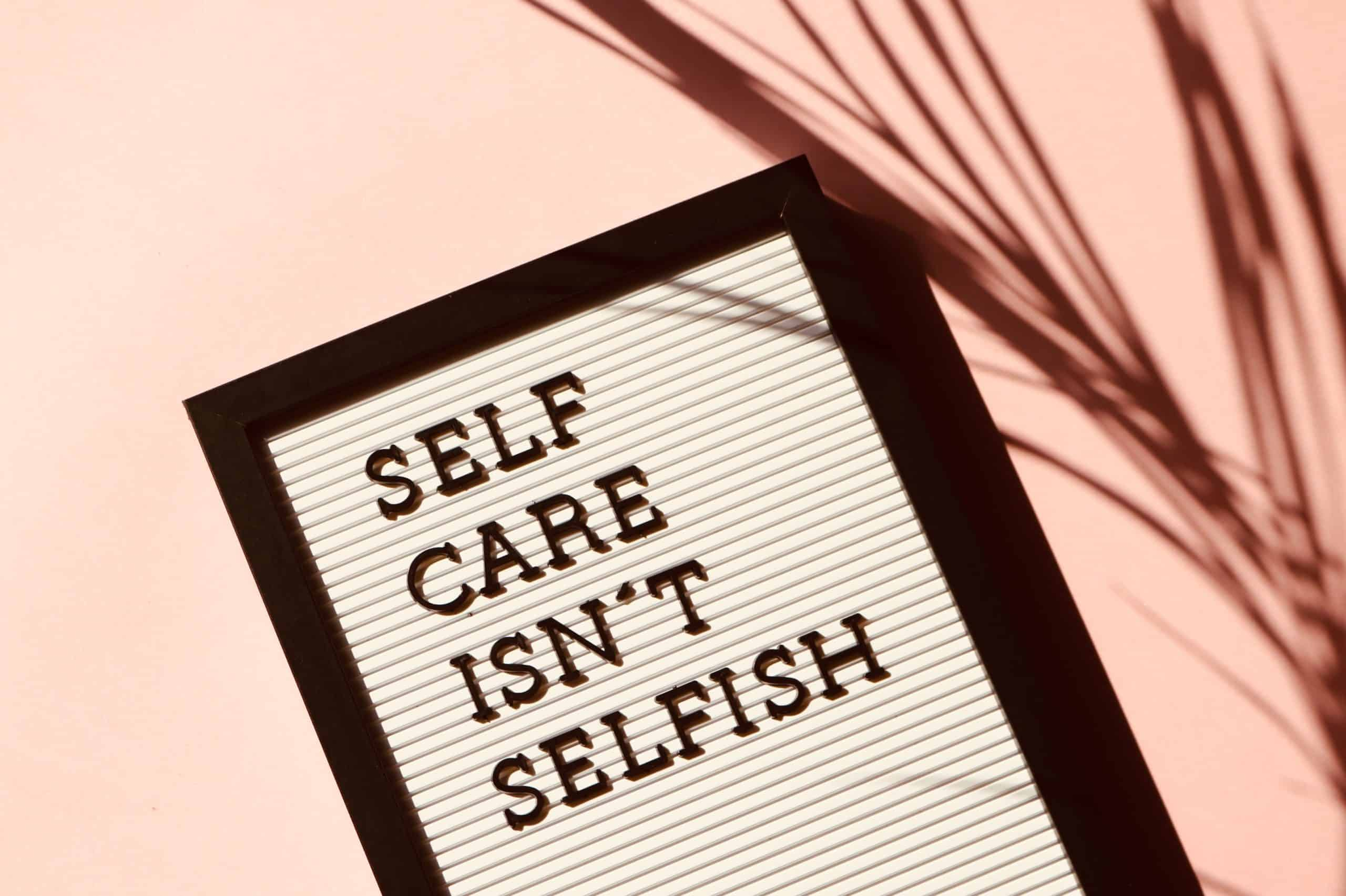Self-Care Is Essential For Our Health